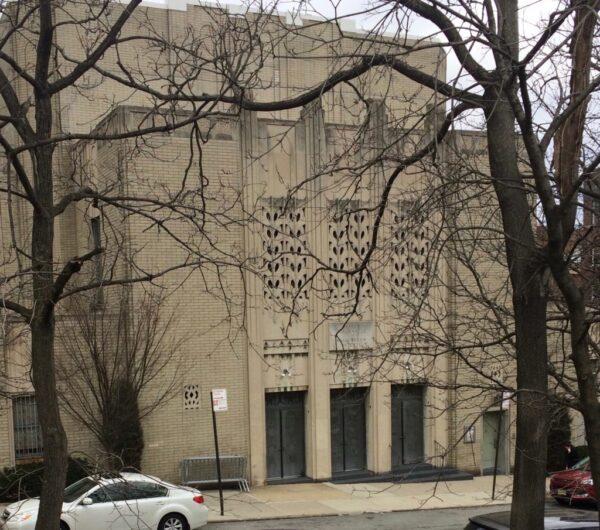 Hebrew Tabernacle exterior edited 1