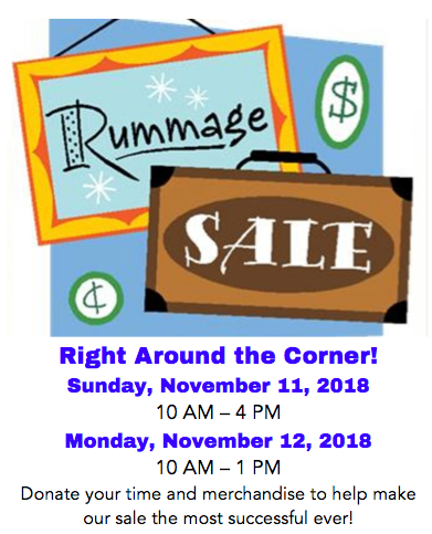 2018-11-11RumageSale