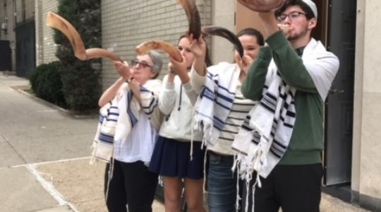 2018 Shofar Choir
