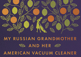 2019 01 23BookClubJacketMyRussianGrandmother